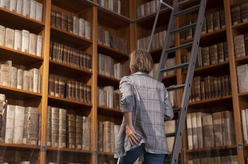 Stiftsbibliothek - Eigene Spendenaktion starten